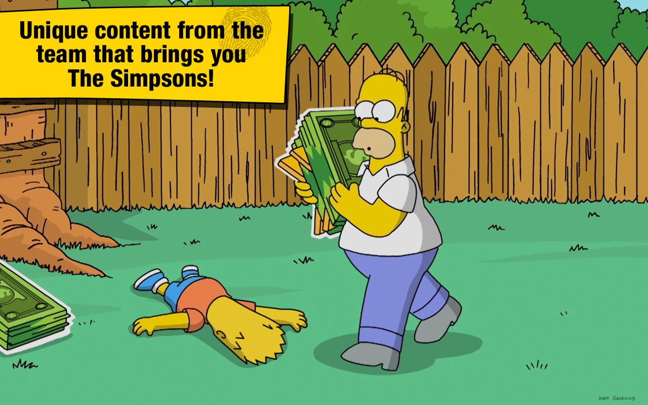 The Simpsons™:  Tapped Out Screenshot 0