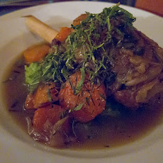 Lamb Shanks with Artichokes and Olives
