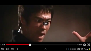 Screenshot of Kungfu Movies HD