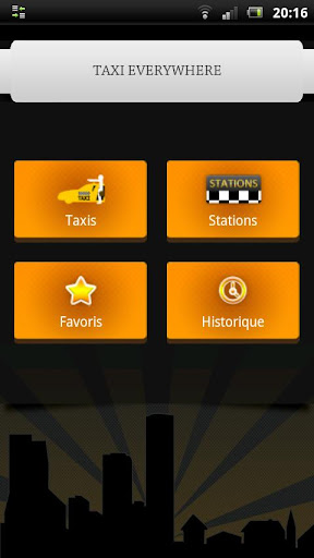 Taxi-Everywhere