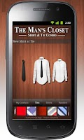 Screenshot of The Man's Closet Pro