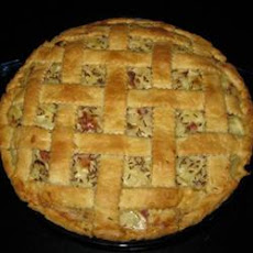 German Zwiebelkuchen (Onion Pie)