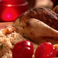 Party Poussins with Festive Couscous