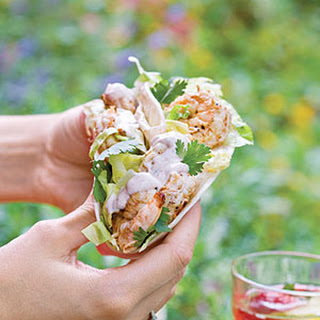 Citrus Shrimp Tacos