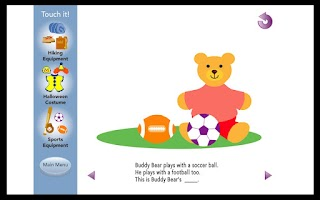 Screenshot of Autism and PDD Categories