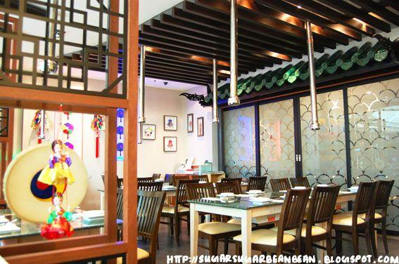 Interior @ Koryo-Won Korean Restaurant - Malaysia Food