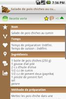 Screenshot of Cuisine marocaine