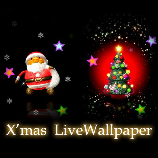 X*mas ライブ壁紙 トライアル 個人化 App LOGO-APP試玩