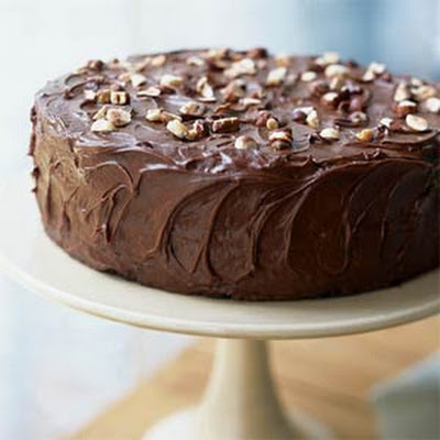 Darjeeling-Chocolate Layer Cake