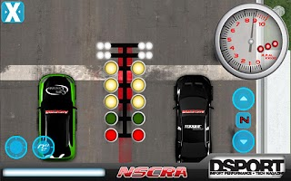 Screenshot of NSCRA Tuner Challenge 2K12