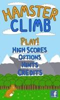 Screenshot of Hamster Climb