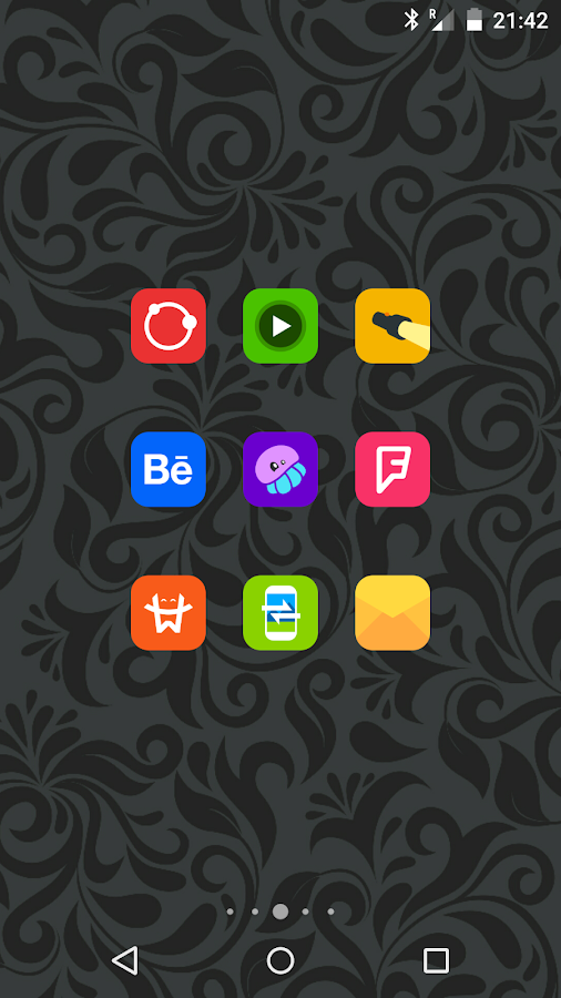 Goolors Elipse - icon pack Screenshot 1