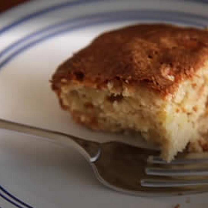 Easy Moravian Cake