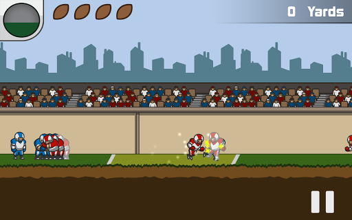Furious Football - screenshot