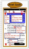 Screenshot of Simple Bible - English (BBE)