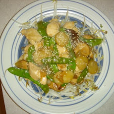 Stir Fry Chicken (Low Carb)