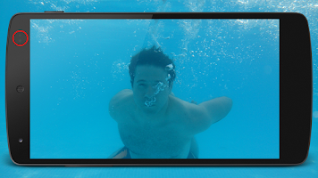 Screenshot of Aqua Camera Pro
