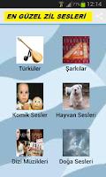 Screenshot of En Güzel Zil Sesleri