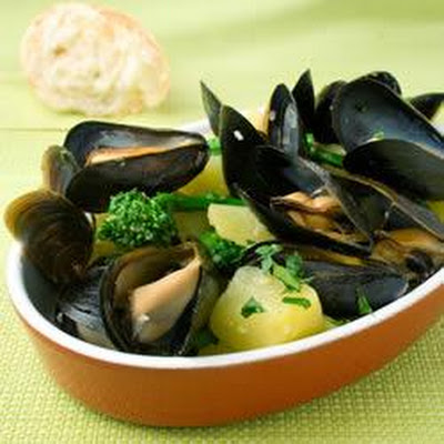 Mussel and Potato Stew