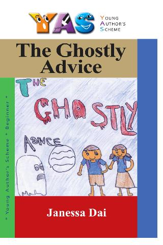 EBook - The Ghostly Advice
