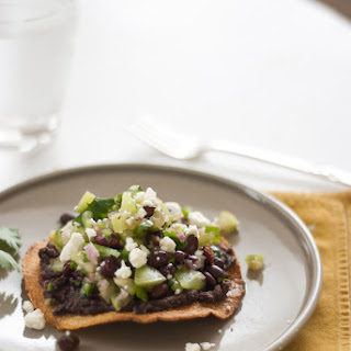 Tomatillo Black Bean Salsa