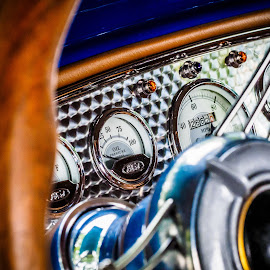 Good Ol' days by Terry McKay II - Transportation Automobiles ( car, classic car, close up )