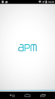 Screenshot of apm