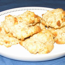 Butter Pecan Cream Cheese Cookies (Cake Mix)