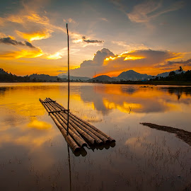 RAKIT by Rico Sajoo - Landscapes Sunsets & Sunrises