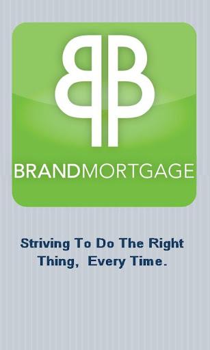 Brand Mortgage App