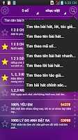 Screenshot of Karaoke so vietnam