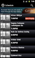 Screenshot of Hindi TV Shows