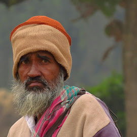 by Raj Sarkar - People Portraits of Men