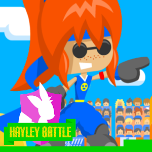 Hayley Battles Vwd