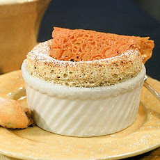 Pumpkin Souffle with Todd