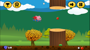 Screenshot of Flying Pig