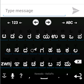 Kannada for AnySoftKeyBoard APK for Bluestacks