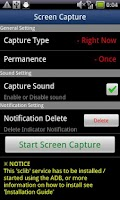 Screenshot of Screen Capture -No Rooting 2.2