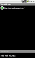 Screenshot of InReports Viewer