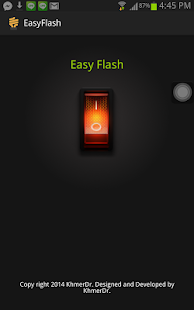 Easy Flash - screenshot