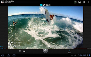 Screenshot of GoPro CamSuite Pro