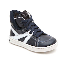 GF Ferre Toddler Luxury High tOP SHOE