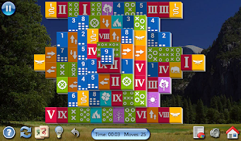 Screenshot of All-in-One Mahjong