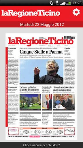 laRegione Ticino