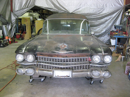 My 1959 Cadillac Miller Meteor