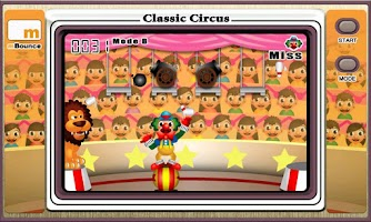 Screenshot of Classic Circus Lite
