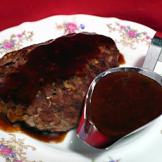 Coffee Bourbon Barbecue Sauce