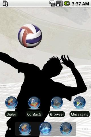 Volleyball [SQTheme] for ADW