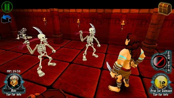 Screenshot of Dungeon Crawlers