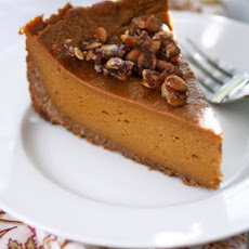 Gluten-Free Pumpkin Pie with Gluten-Free Coconut-Pecan Crust